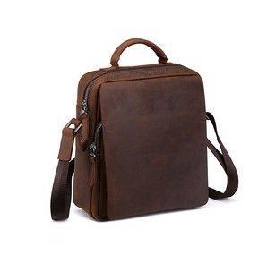 Men s Leather Message Shoulder Bags Man Small Vintage Summer Handbags  Crossbody Sling Messenger Bag Designer Satchels Nice c35f11be313a7