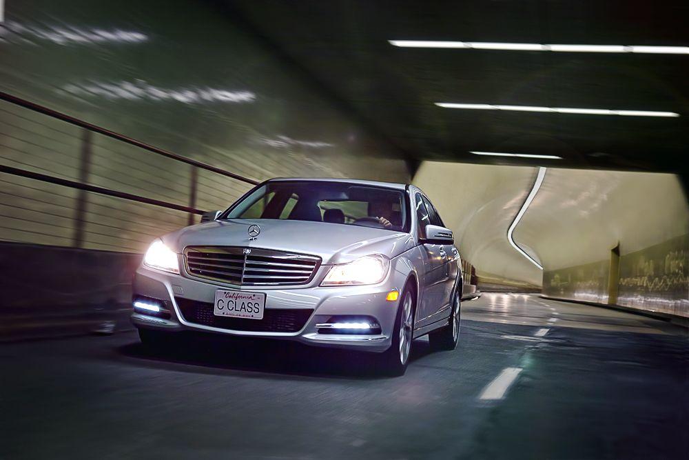 Mercedes-Benz C250 RWD