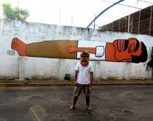 Edson Freitas - I Support Street ArtI Support Street Art