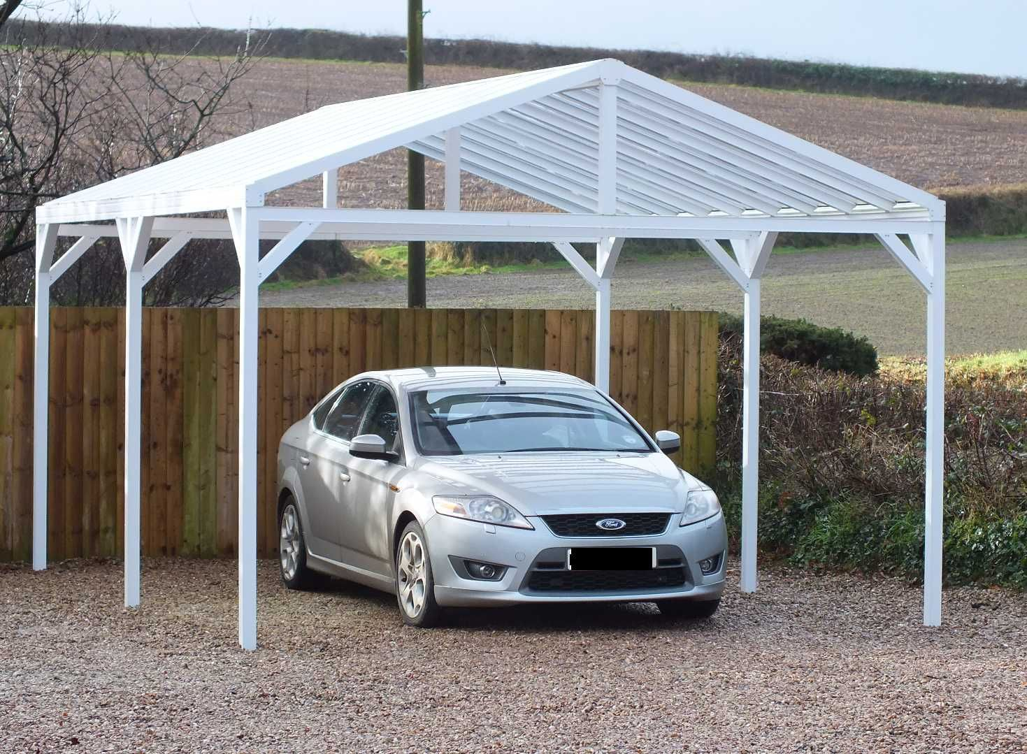 A Free Standing Gable Roof Canopy Note The Structural Knee Braces To Give The Structure Lateral Stability Diy Canopy Canopy Bedroom Patio Canopy