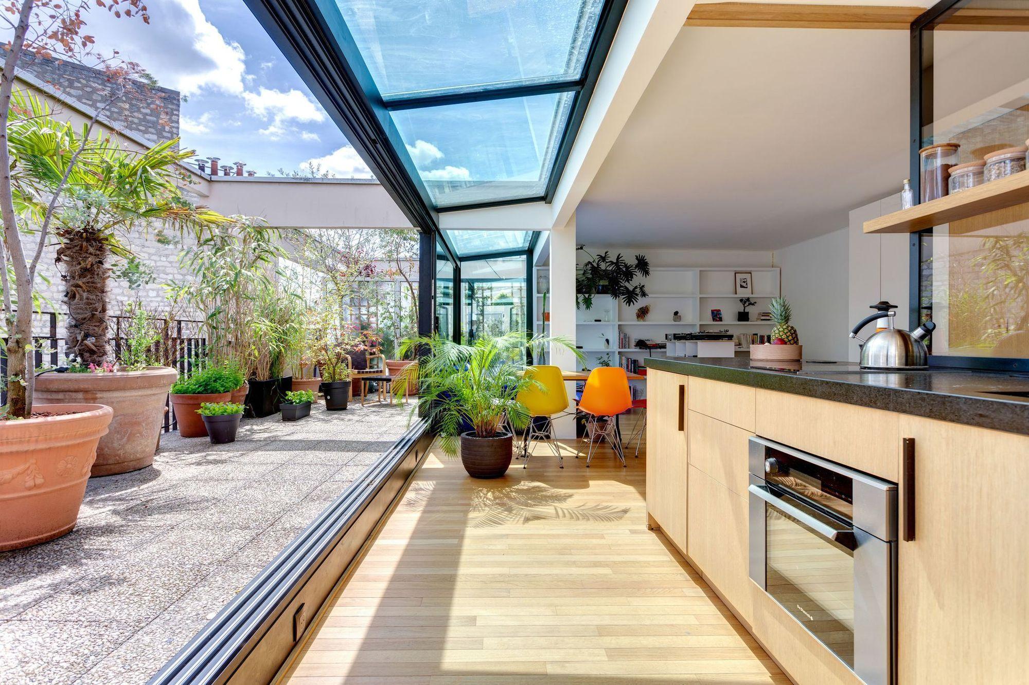 Creer Une Terrasse Tropezienne Épinglé sur ℬalcon terrasse porche pergola