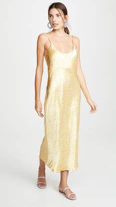 effebfc13a Shop this Ganni Heavy Satin Dress on ShopStyle