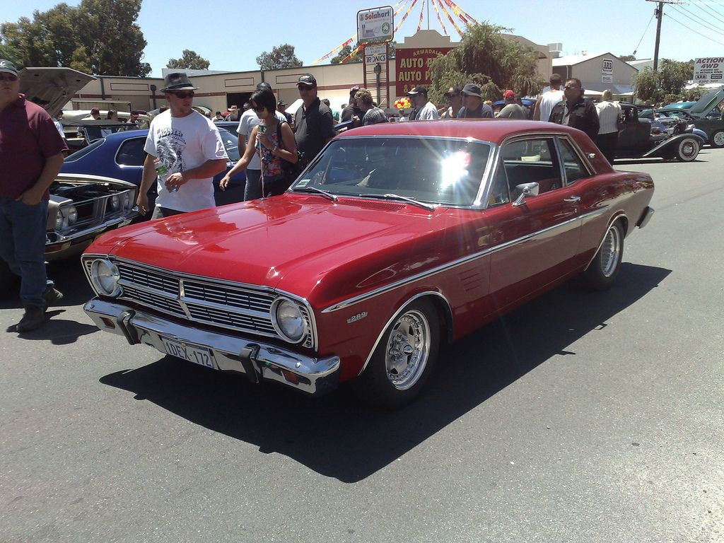 1967 ford falcon futura sports coupe by stephenvelden