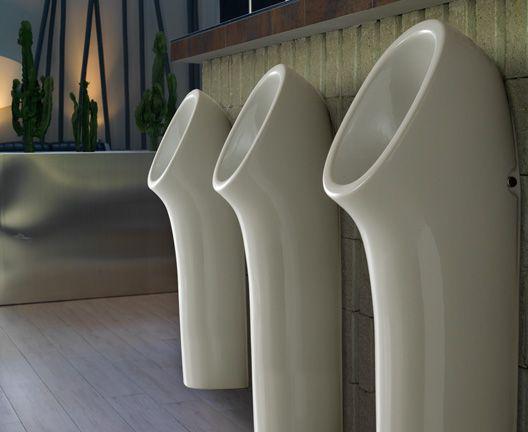 Urinarios Olivia de cerámica Globo | Urinals, Bathroom ...