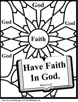Bible Christian Coloring pages