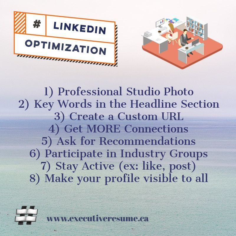 Linkedin optimization tips extend and solidify your online