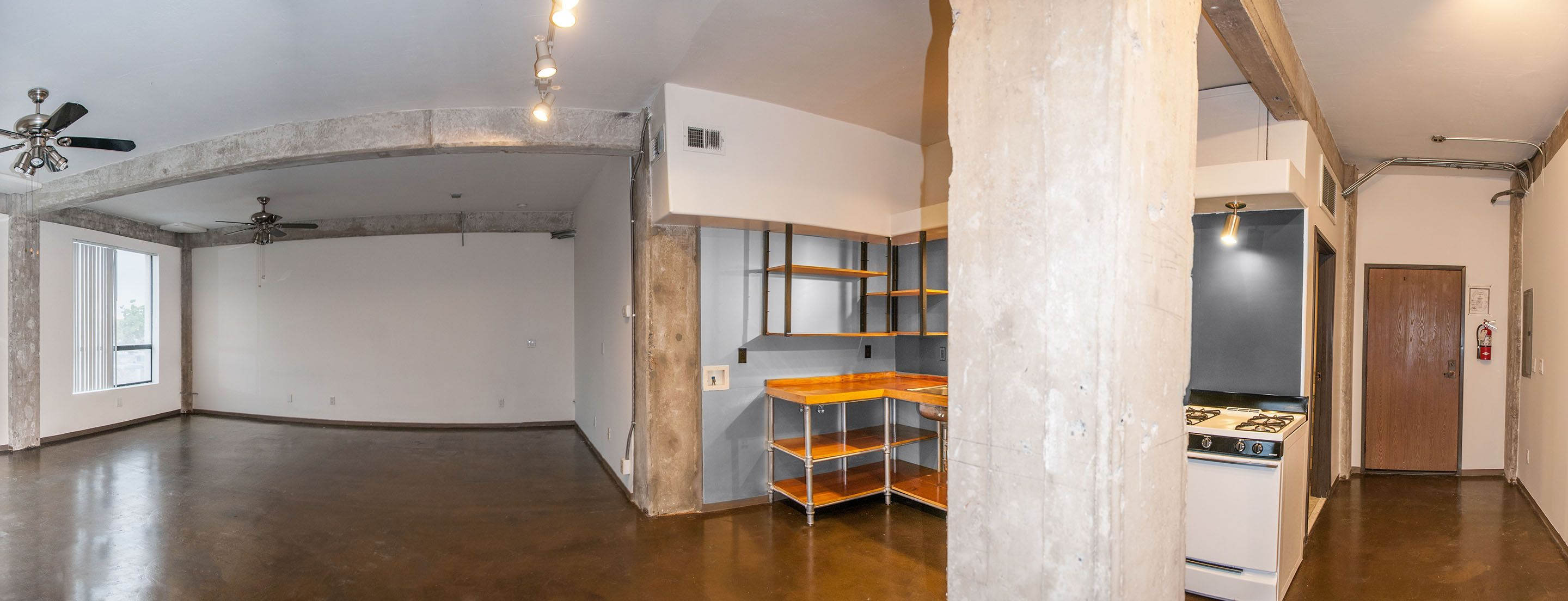 Loft for Rent; live work, downtown, pomona, inland empire