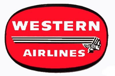 Vintage Commercial Airline Logos