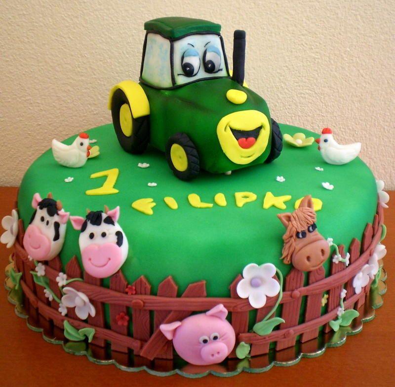 lawn tractor cake by ivule kindergeburtstag pinterest traktor torte kuchen und. Black Bedroom Furniture Sets. Home Design Ideas