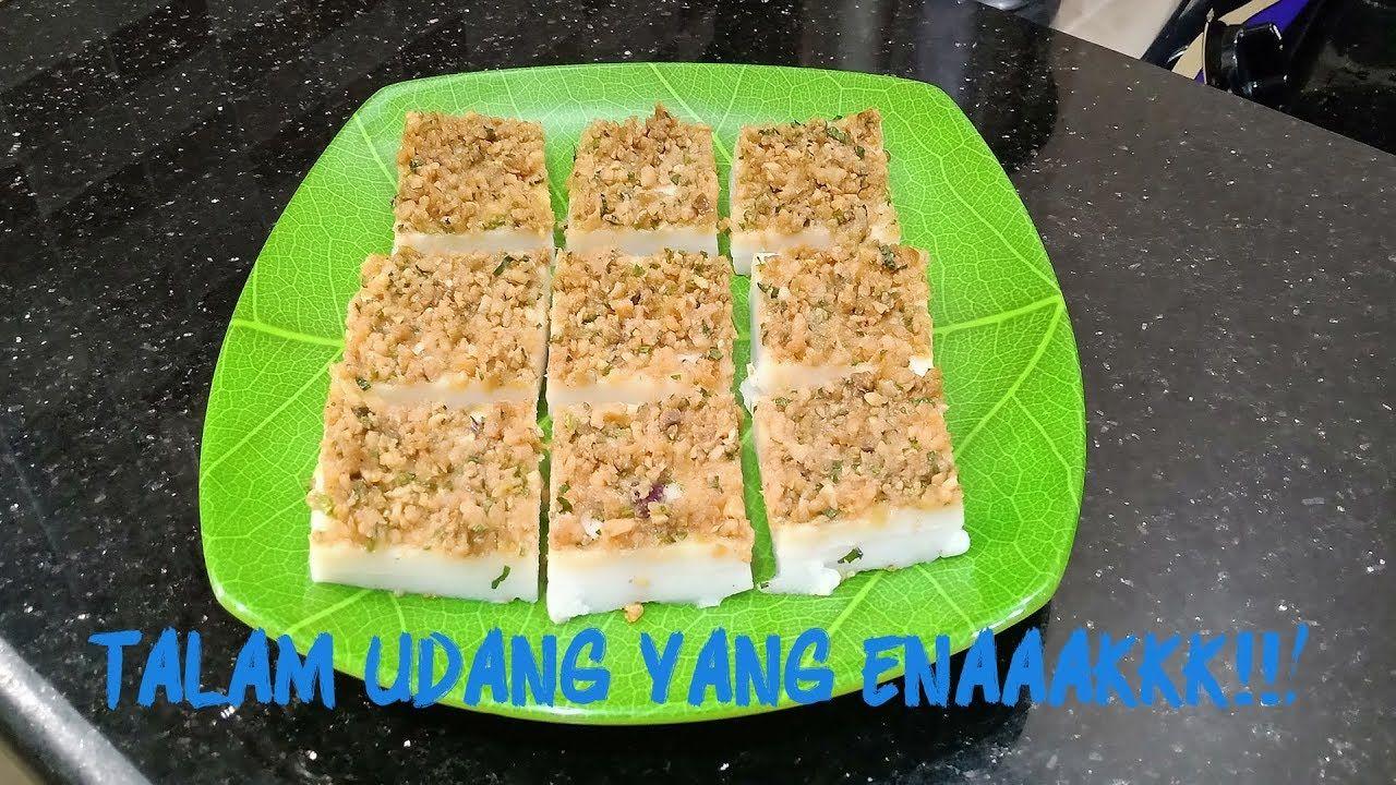 Resep Kue Talam Udang Pizza Bangka Hahaha Youtube Resep Kue Makanan Resep