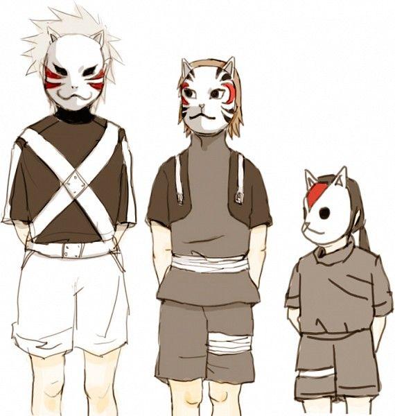 Yamato Anbu Mask