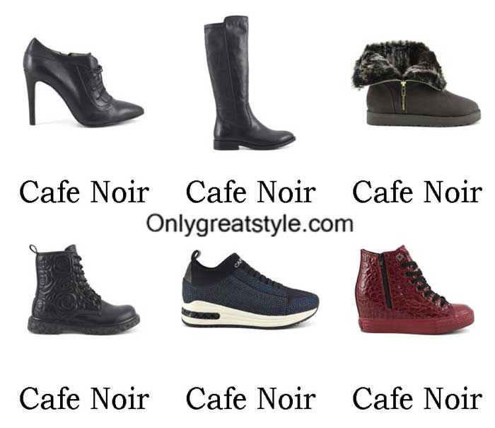 2016 2017 Fall Winter Cafe Footwear Shoes For Women Noir dCeWBrxo