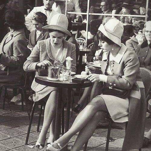 60s #istanbul #vintage #inspired #woman #60s #eskiler #moda