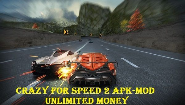 Crazy For Speed 2 Mod Apk Unlimited Money Download Racing Games City Racing Racing