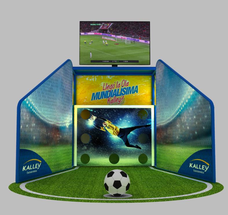 brand activation kalley on behance art illusion sports marketing activities pos design. Black Bedroom Furniture Sets. Home Design Ideas