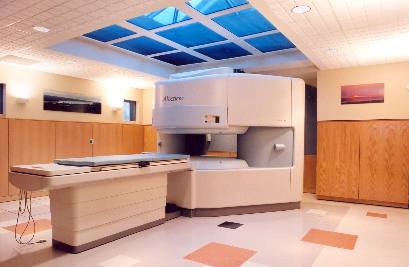 The cayuga medical center east campus includes imaging