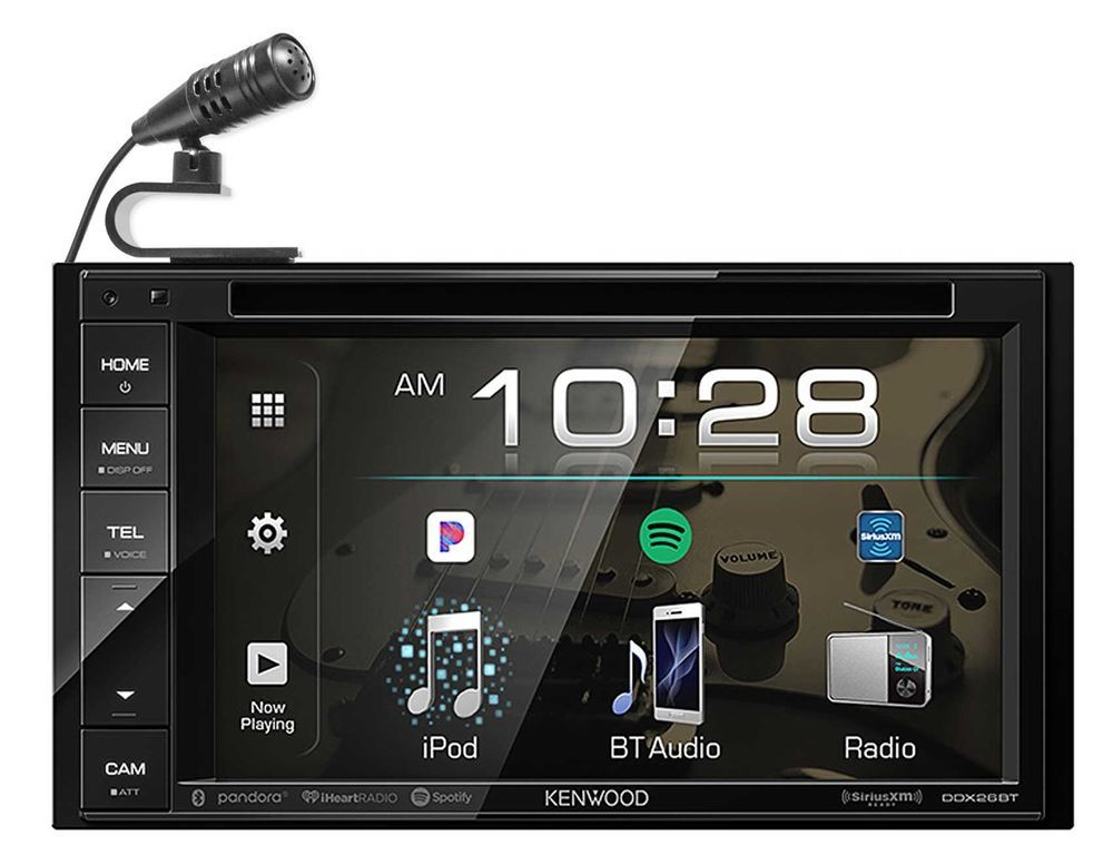 Details about Kenwood DDX26BT 6 2