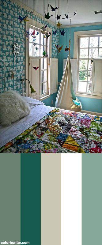 Tomboy Room Color