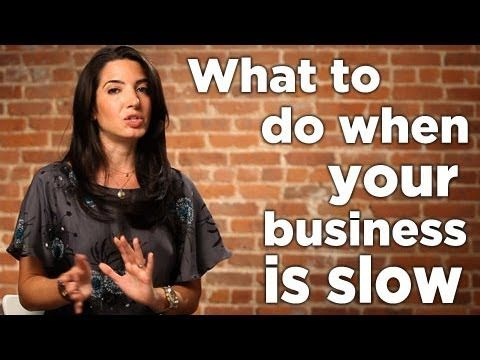 """I have no work!"" What to Do When Your Business Is Slow"