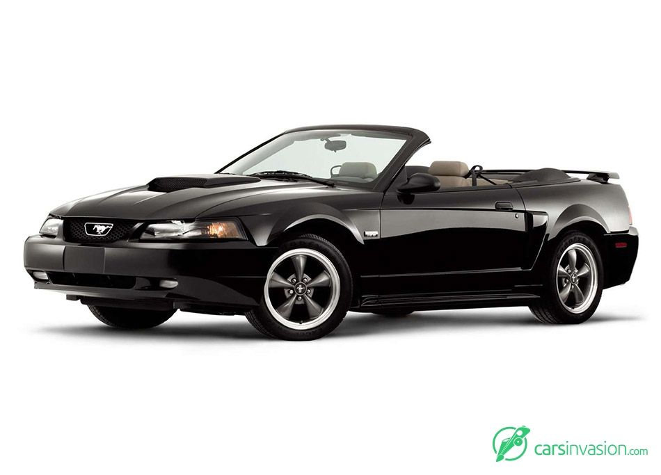 2003 Ford Mustang GT Centennial Edition - Ford mustang