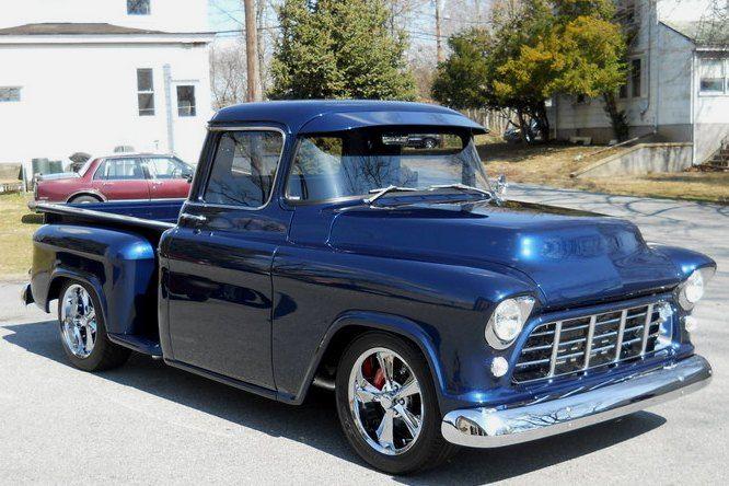 1955 Chevrolet Pickup Modified Chevrolet Pickup 1955 Chevrolet