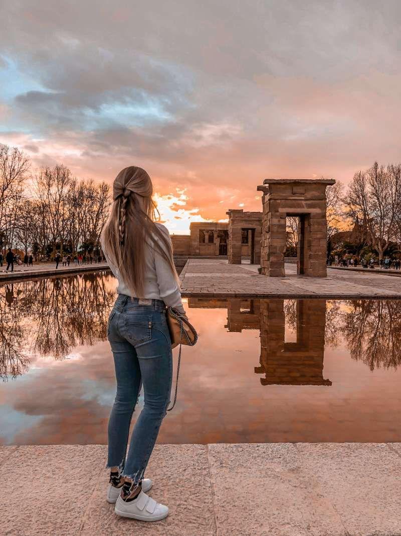 10 Amazing Things To Do In Madrid Fotos De Madrid Espana Foto Madrid Templo De Debod Madrid