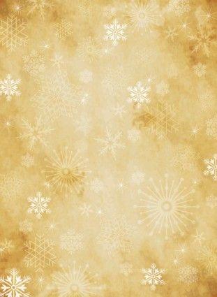 Fundo dos flocos de neve