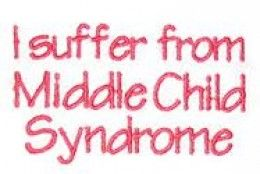 Middle Child Syndrome And Me #middlechildhumor