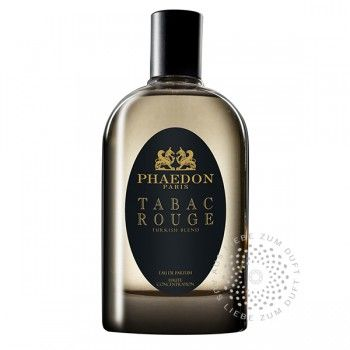 Phaedon Paris - Tabac Rouge Top Note: Ginger, Cinnamon, Honey Heart Note: Tobacco, Frankincense Base Note: Musk, Benzoin