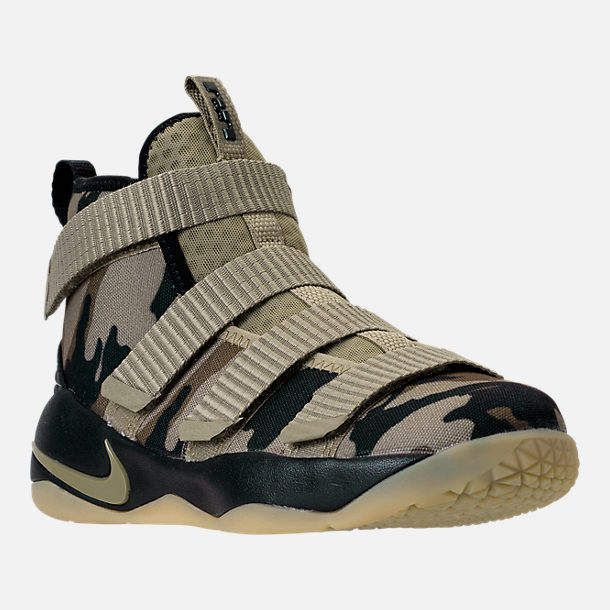 Nike Boys Preschool Lebron Soldier 11 Basketball Shoes Products