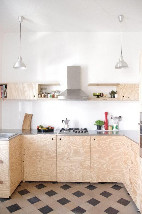 Wohnideen für Holzliebhaber: Sperrholz und Plywood in 2018 | Haus ...