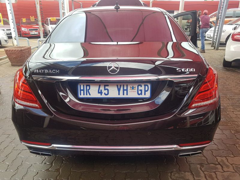Used MercedesBenz SClass S600 Maybach for sale in