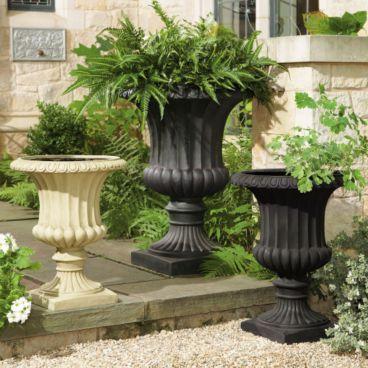 Urn Planters Katyelliott Porch Urns Garden Urns 640 x 480
