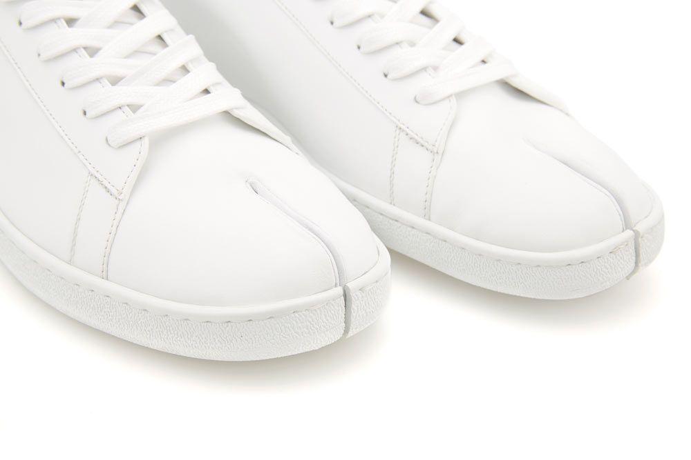 9133186c109 United Arrows   Sons x SearchNDesign Launch The Bifida Sneaker - Design Milk