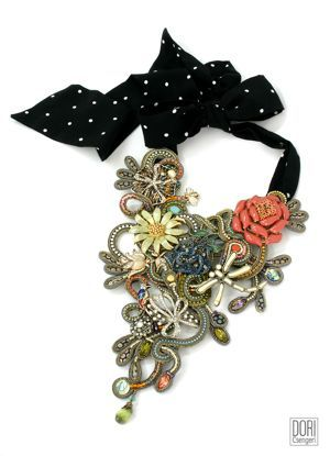 One of a kind jewelry to wear and collect.