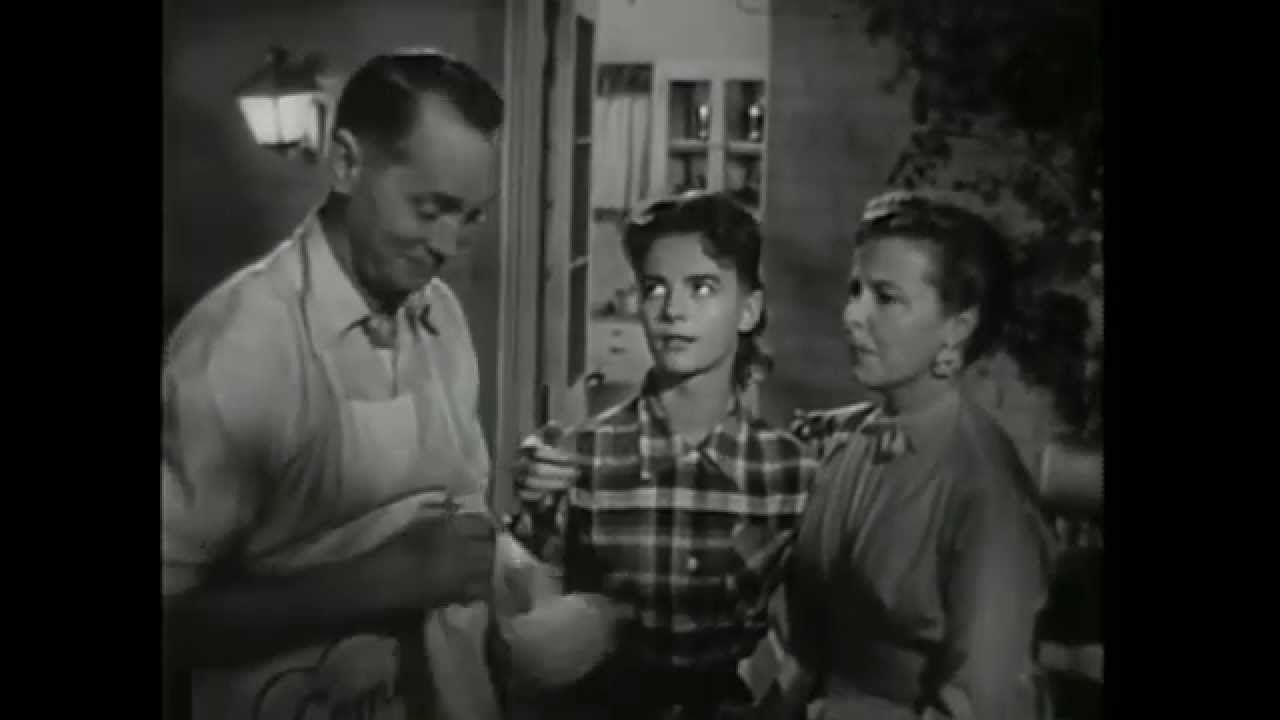 TOO OLD FOR DOLLS (1955) 1ª PAR (NATALIE WOOD T.V.)