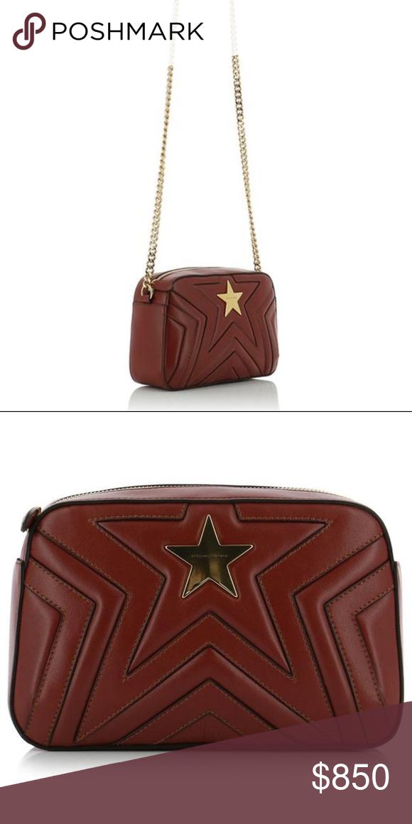 Stella Mccartney Star Small Shoulder Bag This Elegant Little Is Made