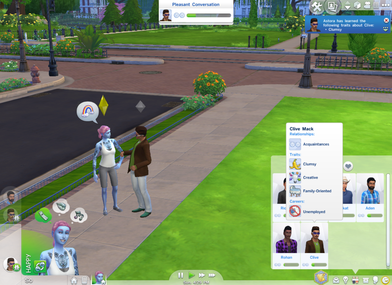 Option two much better Sims 4, Sims, Challenges