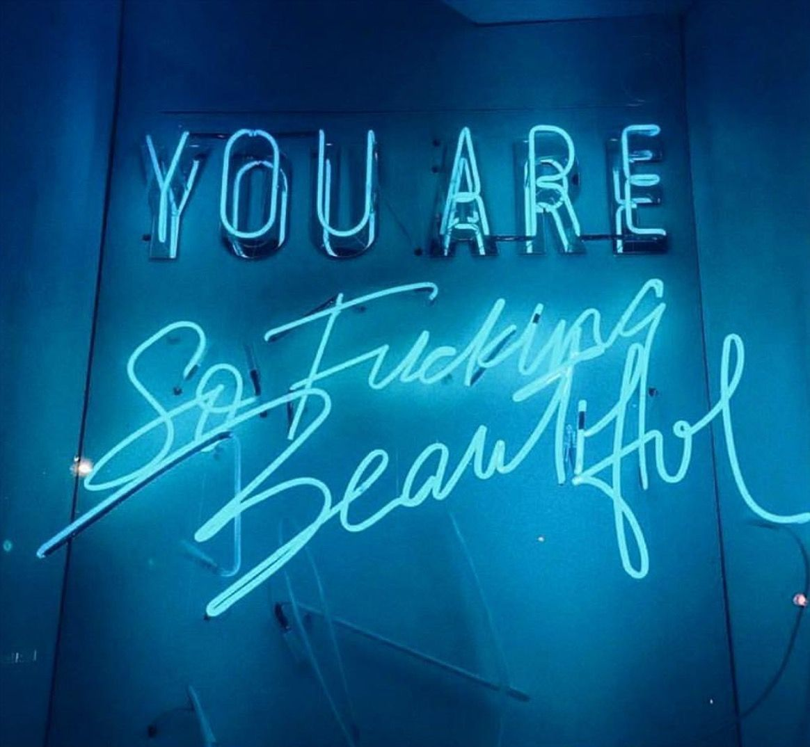 Pin By Caroline Barker On Wallpaper Neon Signs Neon Quotes Light Quotes