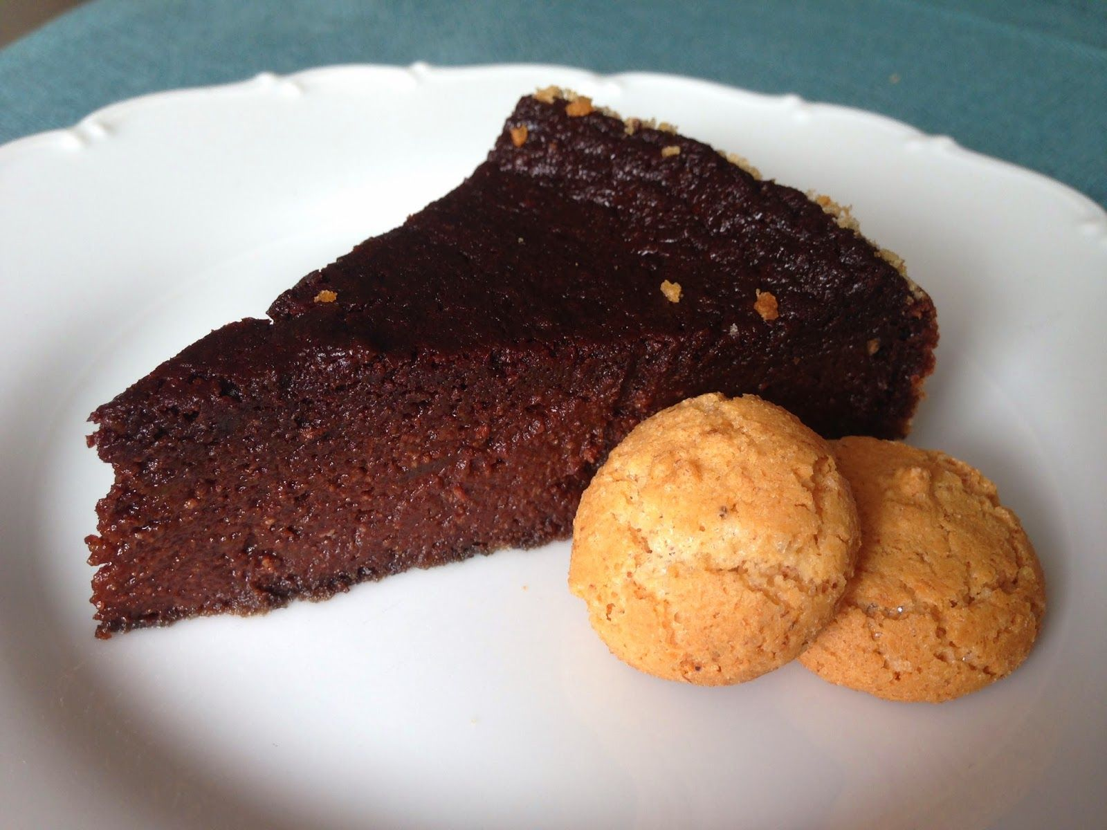 La Cucina Di Nuccia Torta Di Zucca Amaretti E Cacao O Torta