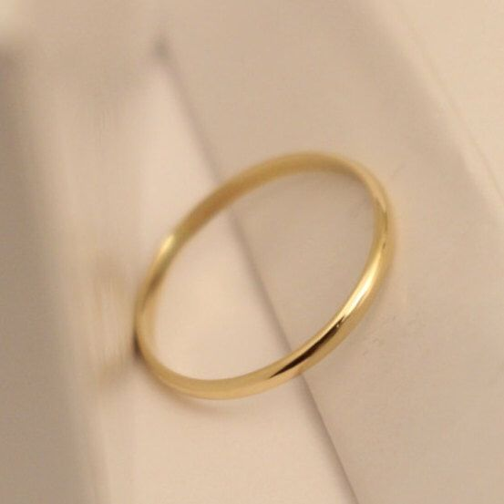 14k half round ring, 14k yellow gold half round ring, 14k band ring, 14k gold ring, 14k thumb ring, 14k wedding ring, 14k wedding band by EllynBlueJewelry on Etsy https://www.etsy.com/listing/480562237/14k-half-round-ring-14k-yellow-gold-half