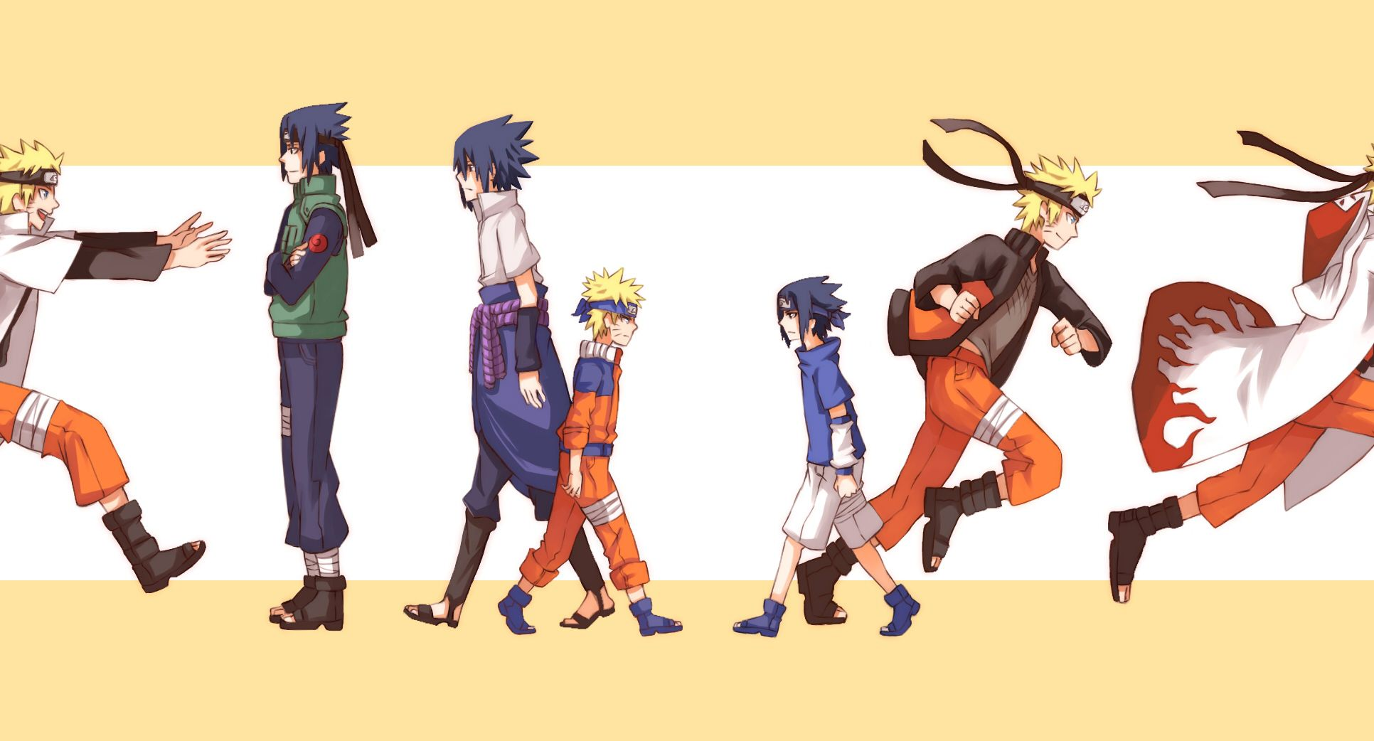 Pin by andrea gonz lez on naruto sasunaru japon - Naruto boards ...