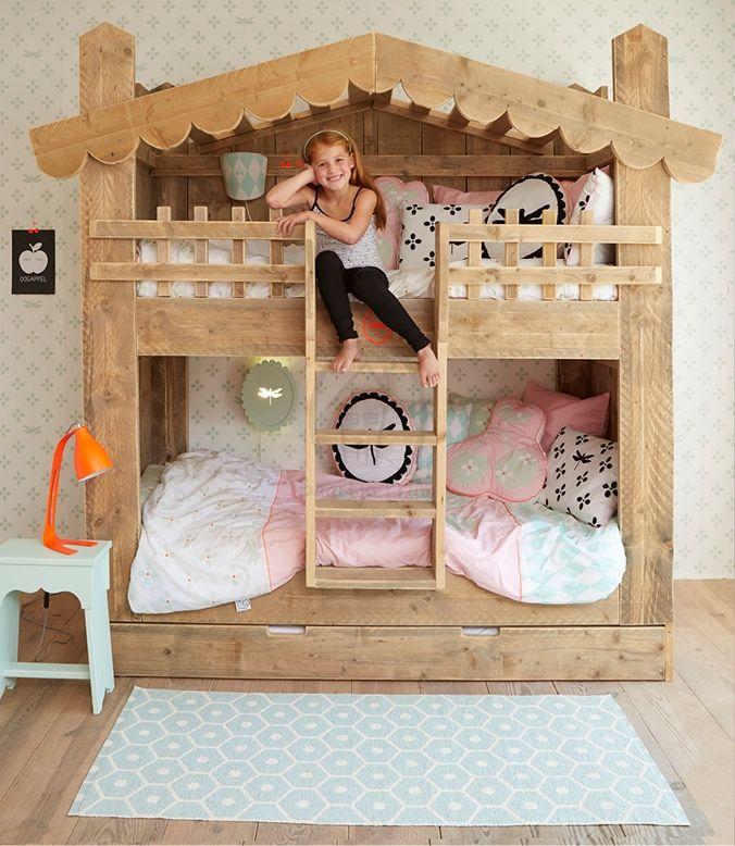 Kinderkamer Hooihuys