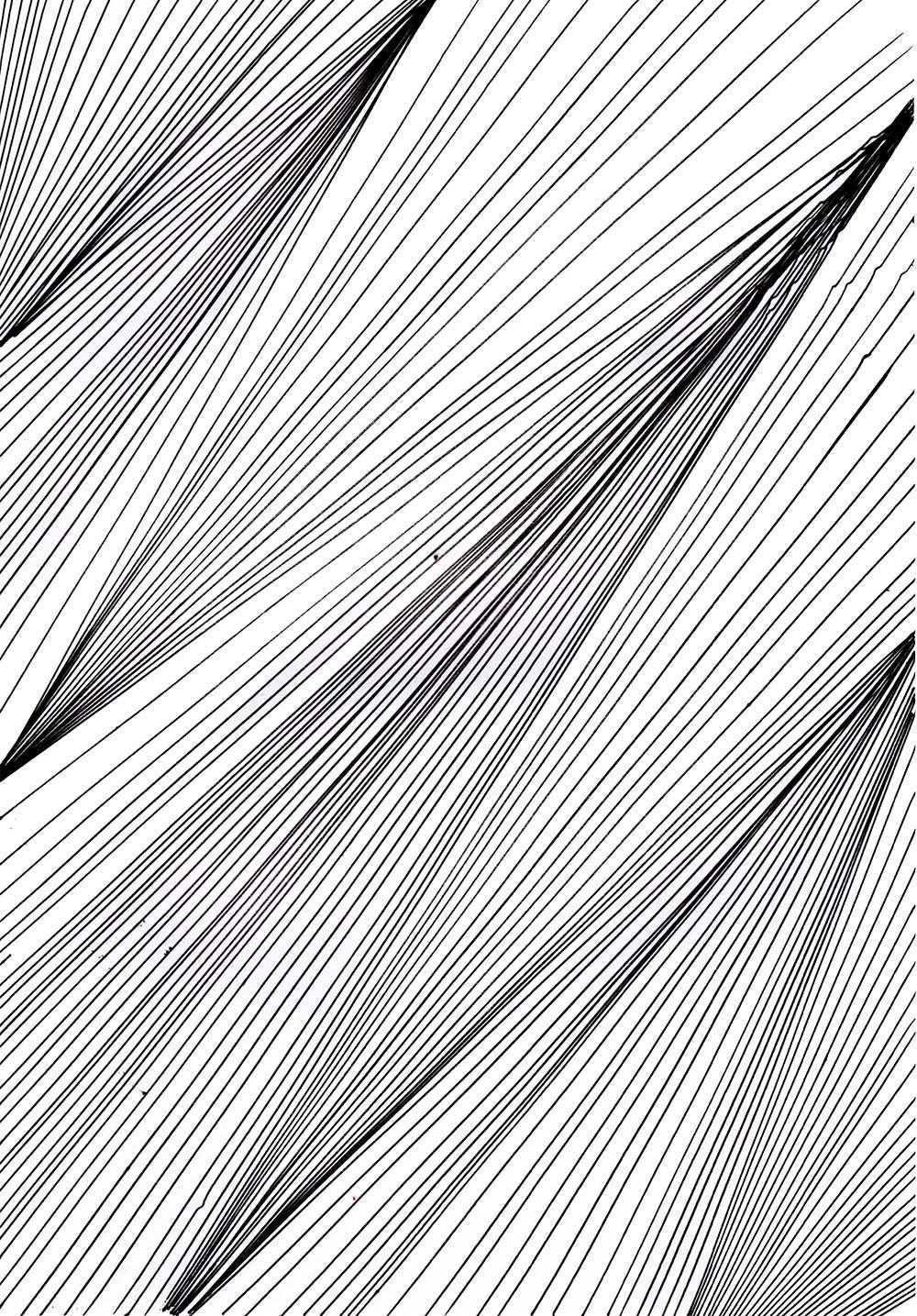 Muster Zeichnen Meditativ Oder Einfach Nur Langweilig Kunst