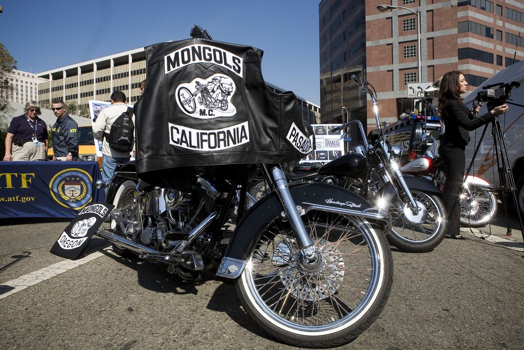 from Cruz los angeles and gay leather motorcycle club
