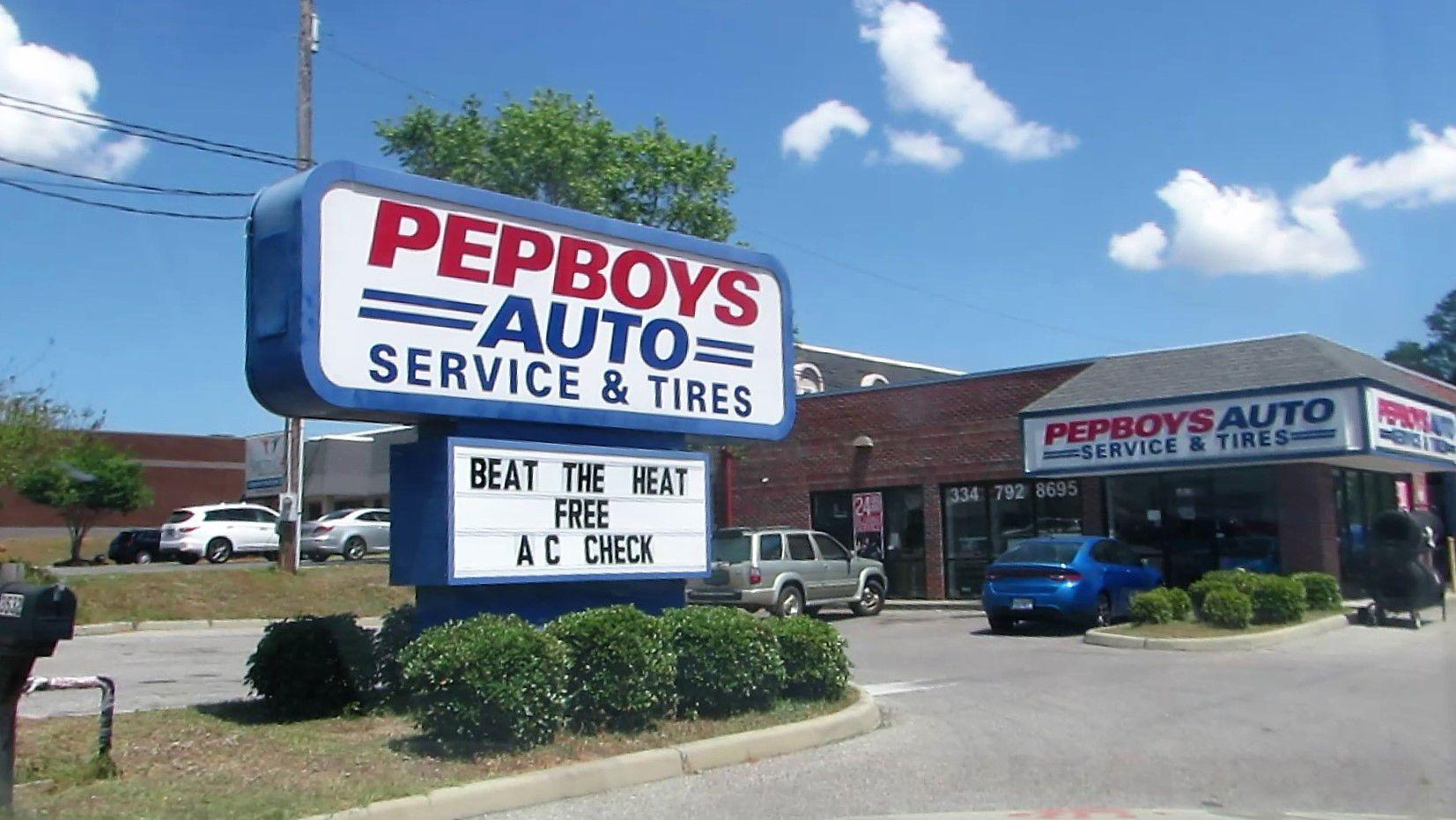 Pin by Bobbie Pruitt on Pep Boys are Crooks Pep boys