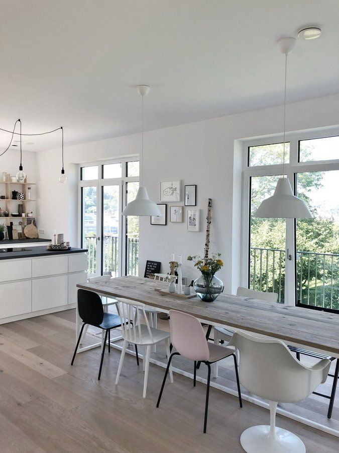 Offene Wohnküche #remodelingorroomdesign