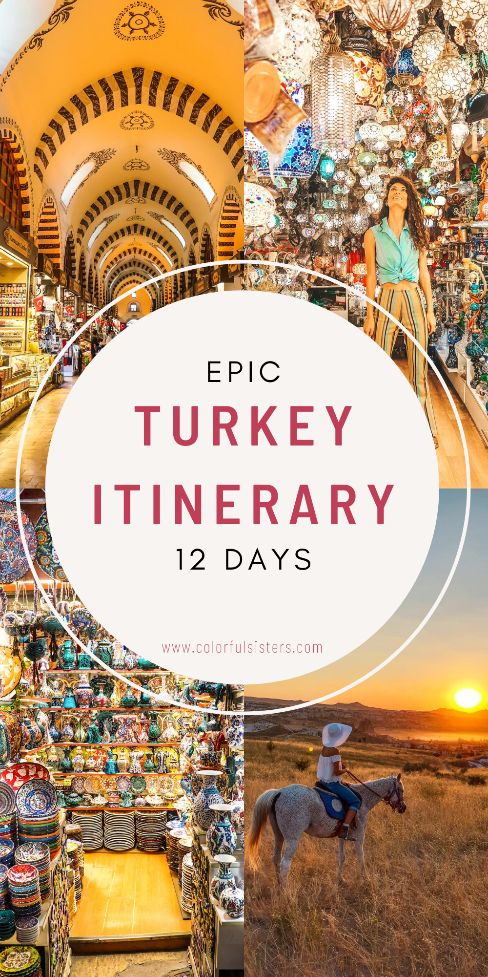 Epic Travel Itinerary to Turkey - 12 Days, Travel Turkey, Explore Turkey #Turkey #Travel #TurkeyTravel #TravelInspo