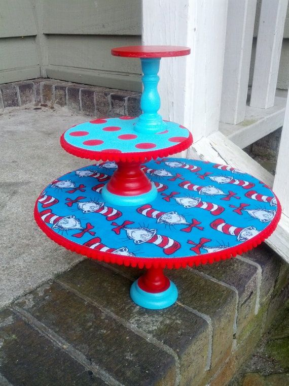 Cake Decorating Dollar Store : cake stands with dollar store finds - Google Search DIY ...