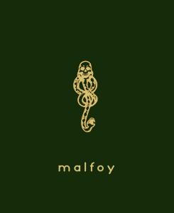 Malfoy.